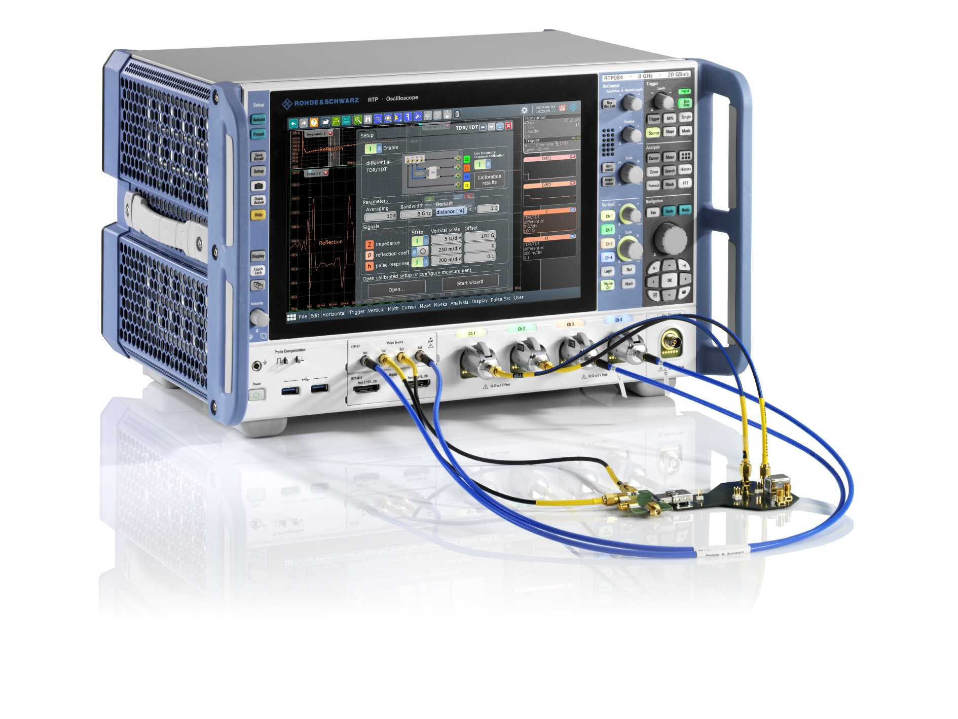 Oscilloscope Doubles Maximum Bandwidth to 16 GHz