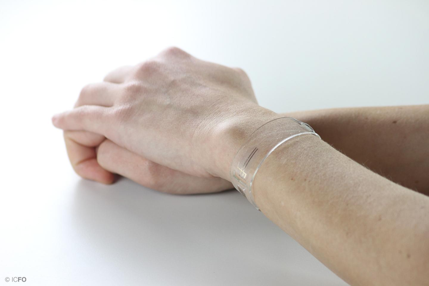 New Health Monitors are Flexible and Graphene-Enabled