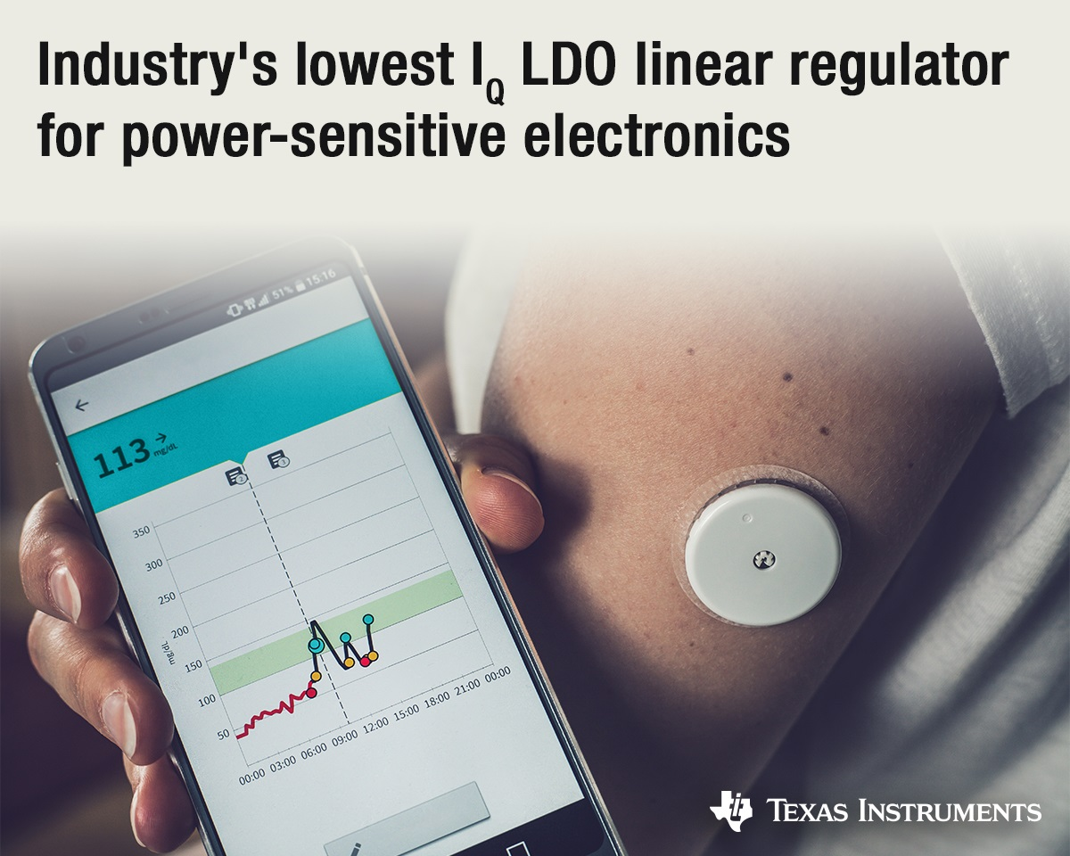 LDO Linear Regulator can Help Double Battery Life