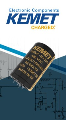 Press-Fit Capacitors Eliminate the Need for Solder
