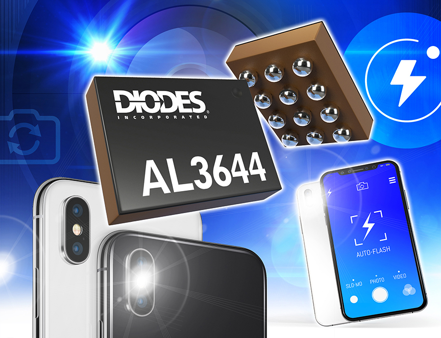 Flash LED Drivers Deliver High-Current Stability