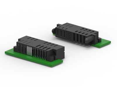 Connectors Support Next-Gen Power with up to 140A/Contact