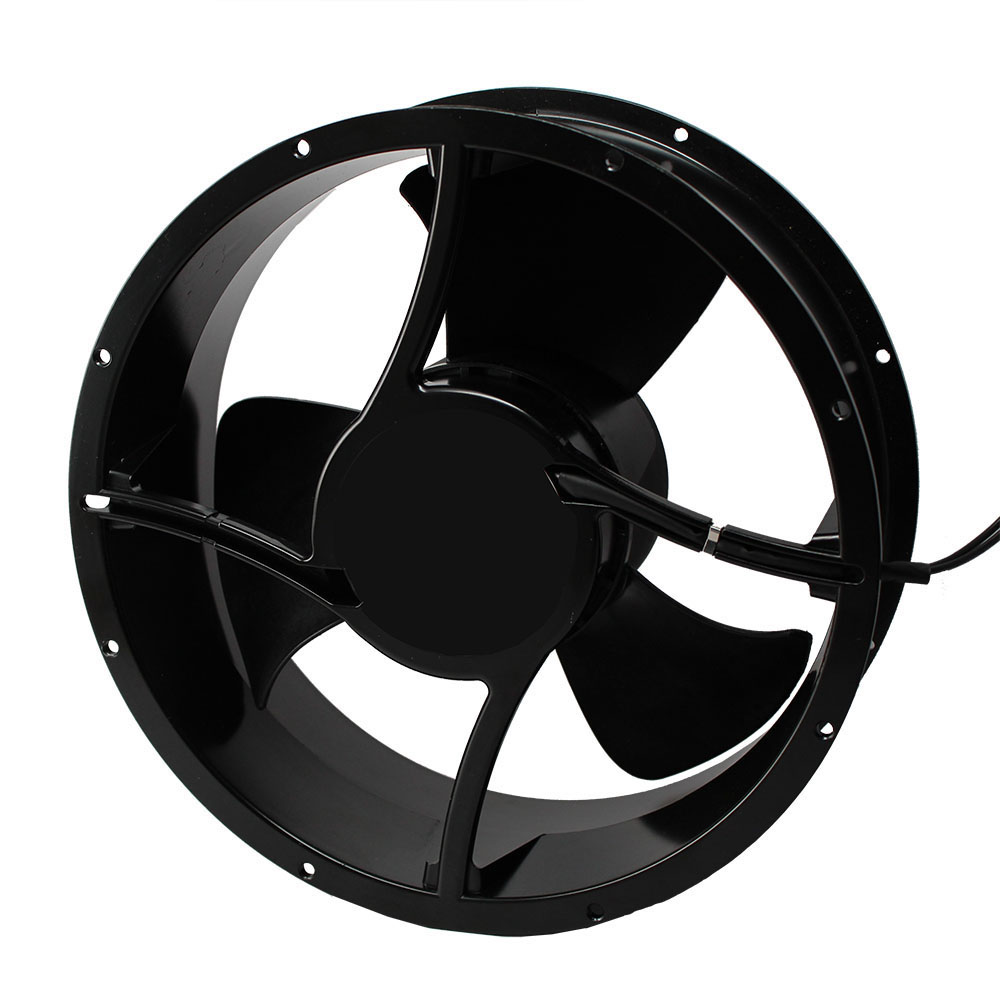Orion Fans Expands EC Fan Line with IP68-ATEX Certification