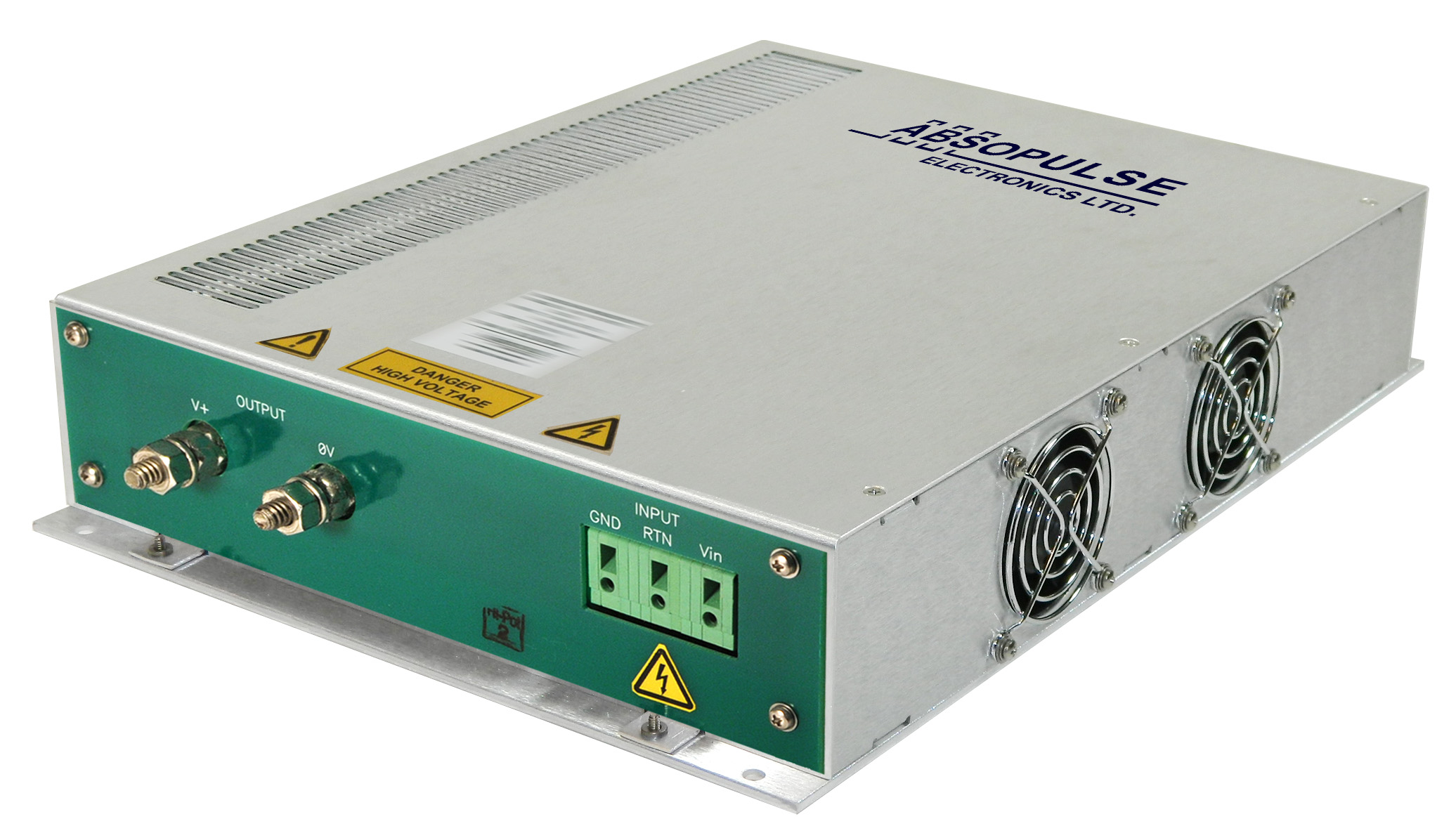 800Vdc Input Voltage DC-DC Converters Deliver up to 2000W