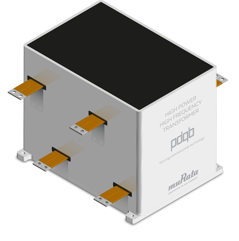 Innovative high-power, high-frequency transformer
