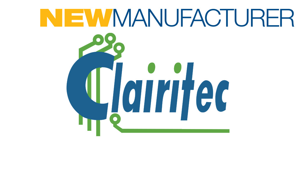 Mouser Electronics Signs Global Agreement with Clairitec