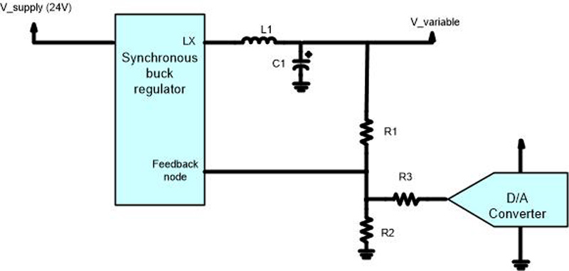 How to Design a Variable Output Buck Regulator