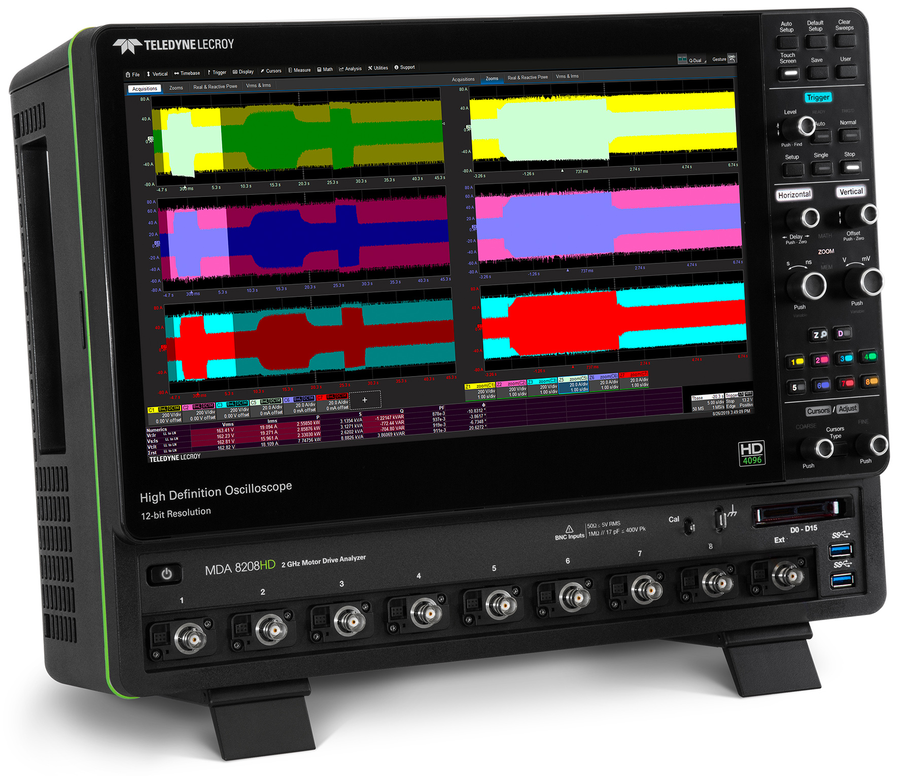 Motor Drive Analyzers Leverage New Platform and Software