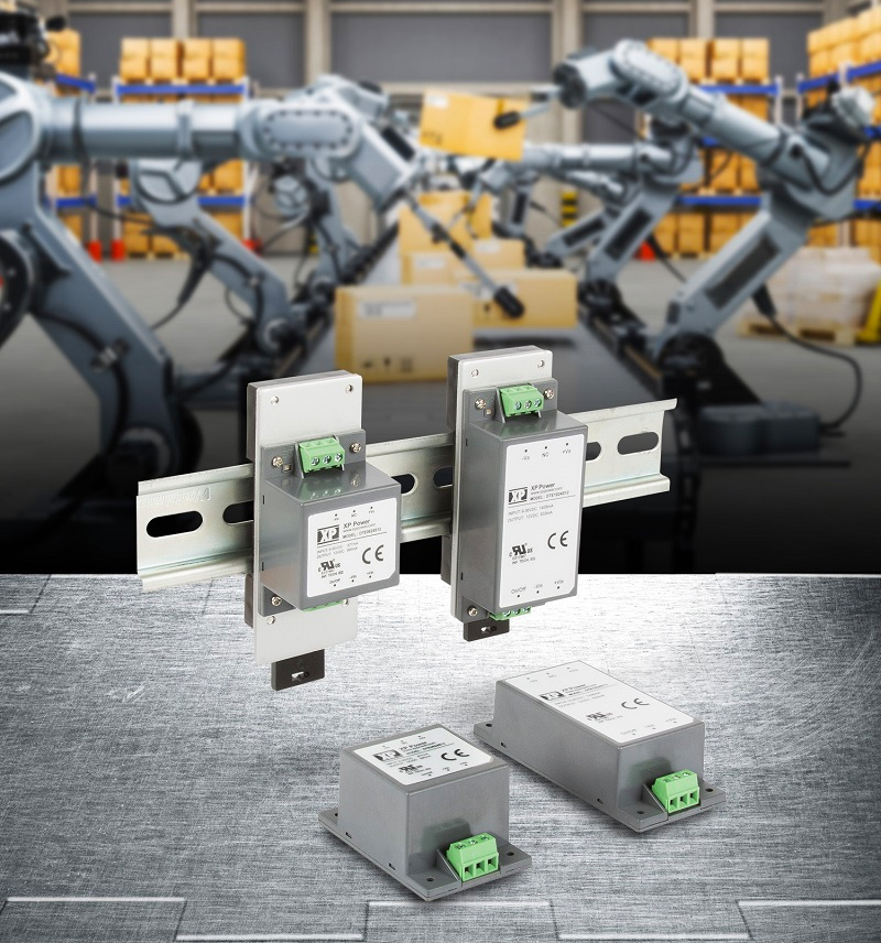 Rugged wide-range input 6/10W power modules
