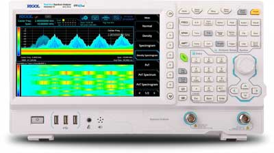 Spectrum Analyzers Introduce