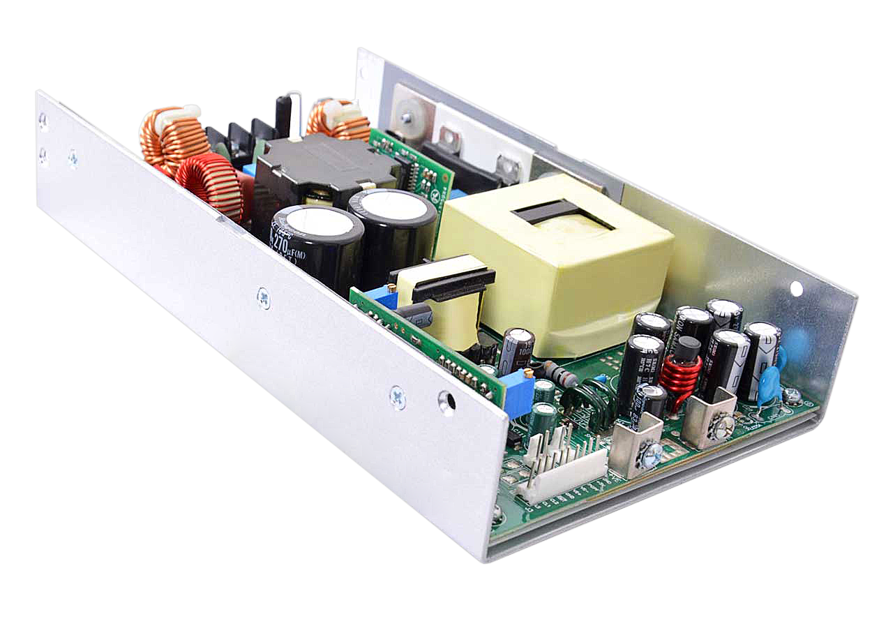 800 W AC-DC U-Channel Power Supplies