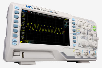 Expanded Series of Digital Oscilloscopes with 200MHz Model