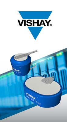 TTI Stocks Vishay Hybrid Energy Storage Capacitors