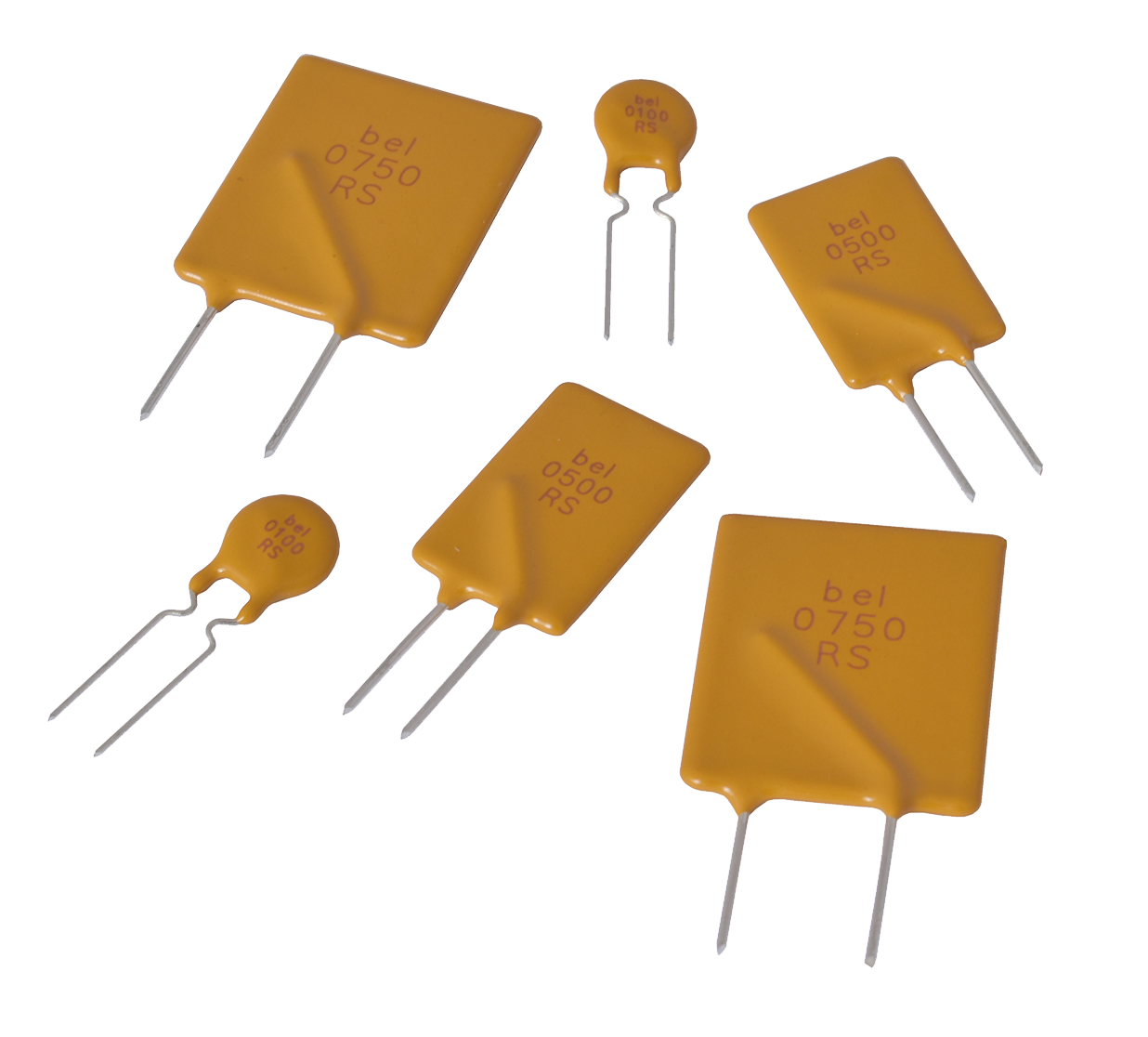 Resettable PPTC Fuses Designed for Automotive Applications