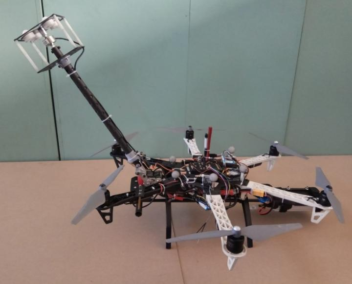Chinese Researchers Design Novel Flying Robot