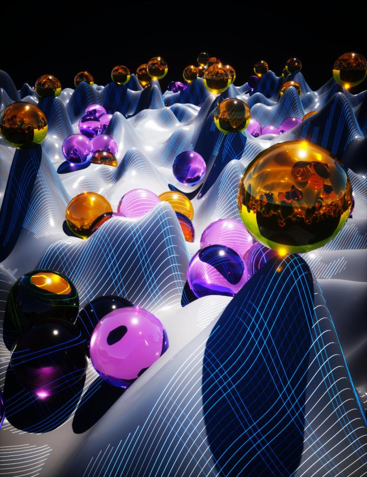 'Messy' Production of Perovskite Boosts Solar Cell Efficiency