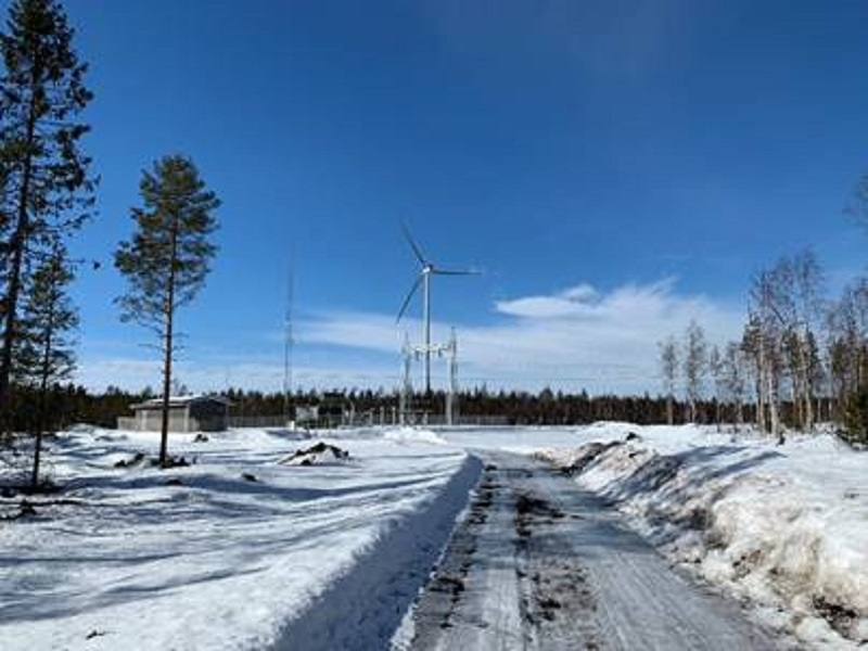 Largest Lithium-Ion Energy Storage System in the Nordics