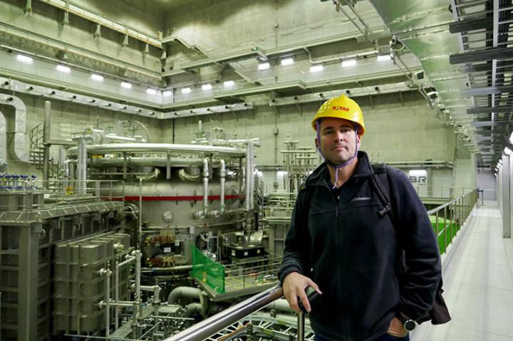 Nuclear Fusion Plasma Control Expert Pursues Energy Goal