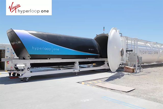 Virgin Hyperloop Tech Ready for 3rd-Party Safety Assessment