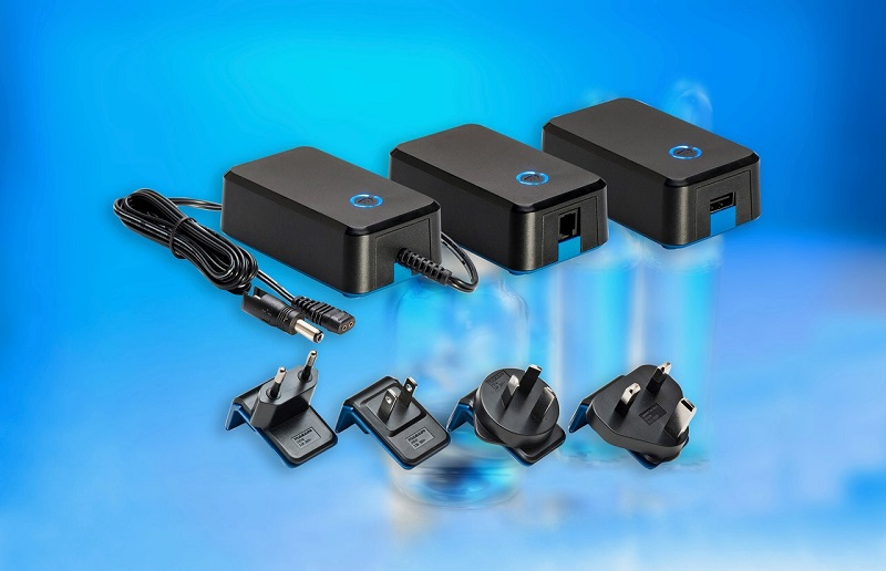 Medical Blueline Power Range from 5-60W External Adapters