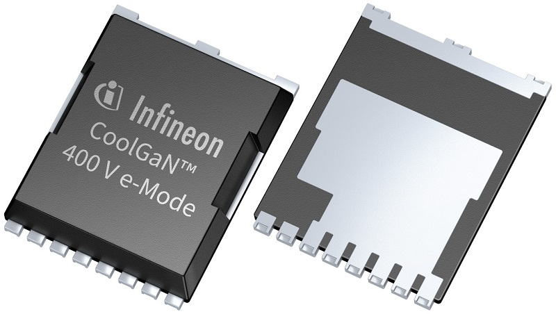 Infineon adds industrial-grade CoolGaN devices