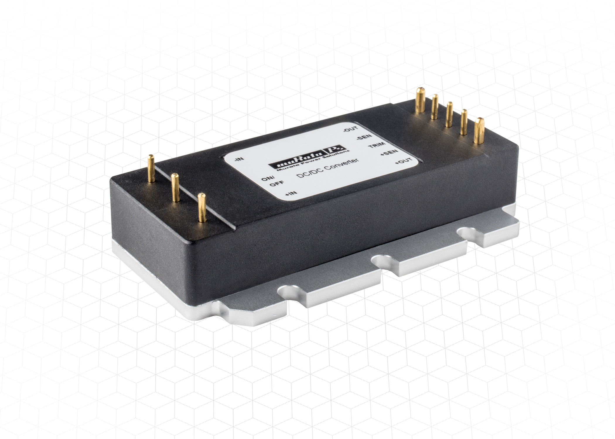 DC-DC Converter Modules for Railway, Industrial Applications