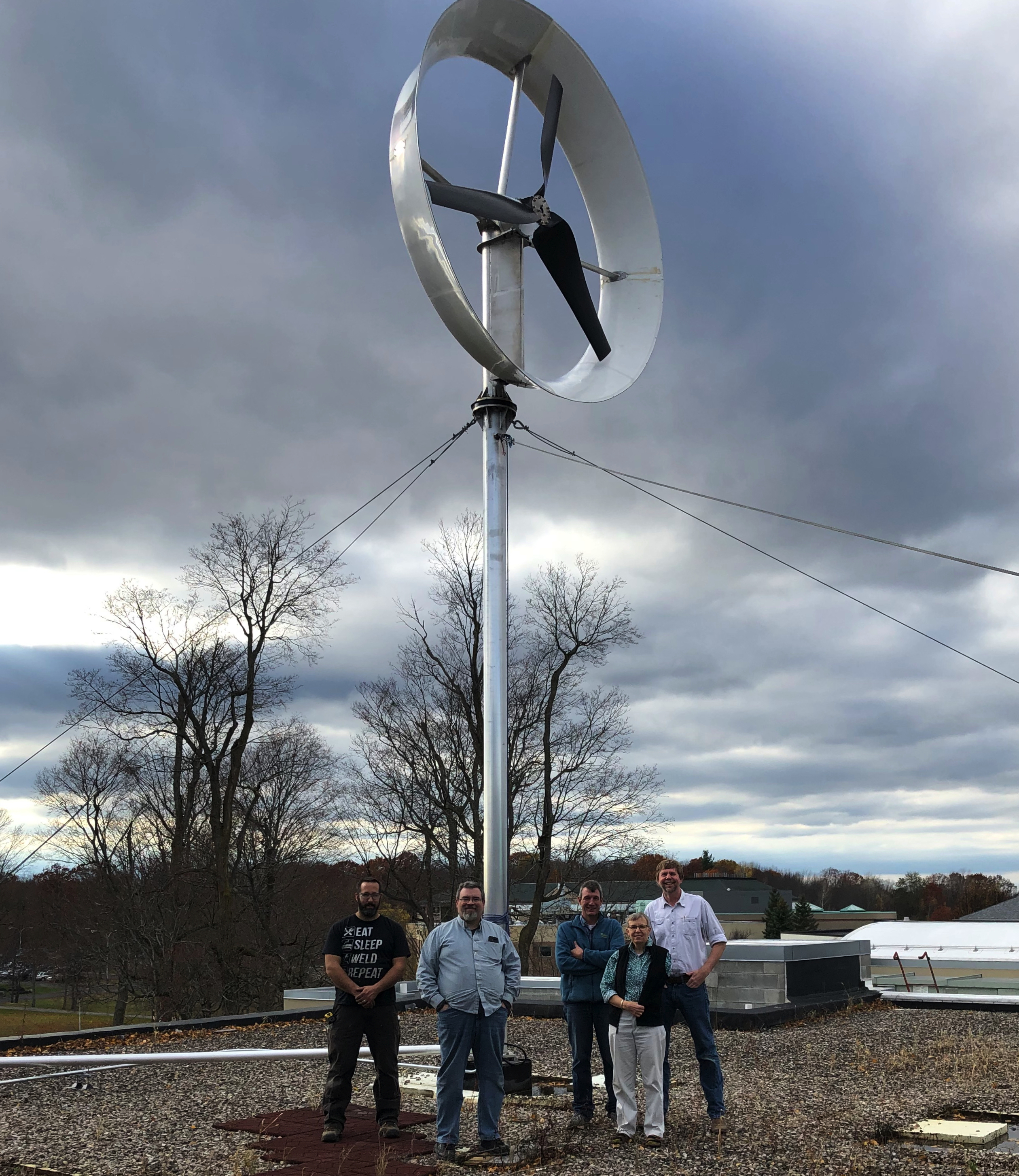 Ducted Wind Turbines Wins Grant from Department of Energy