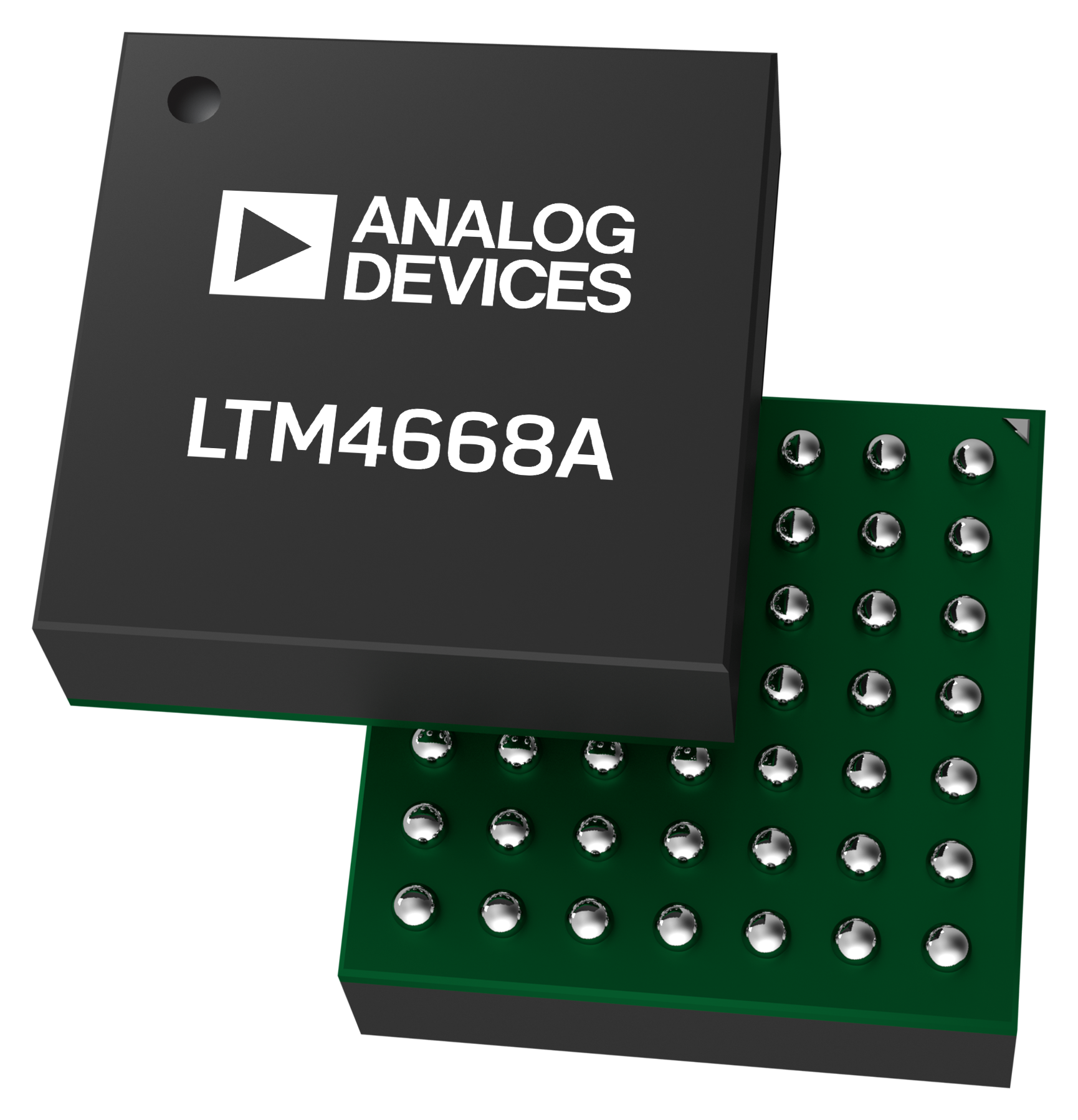 Analog Devices Introduces Quad-Output µModule Regulators