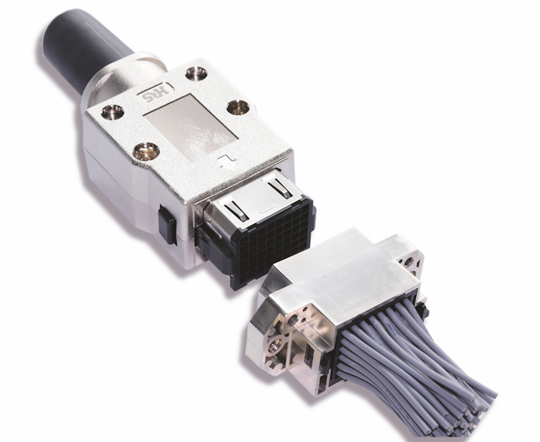 Rugged High-Power Connector for Industrial Environments