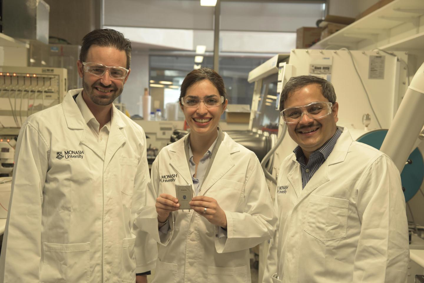 Monash Creates World's Most Efficient Lithium-Sulfur Battery