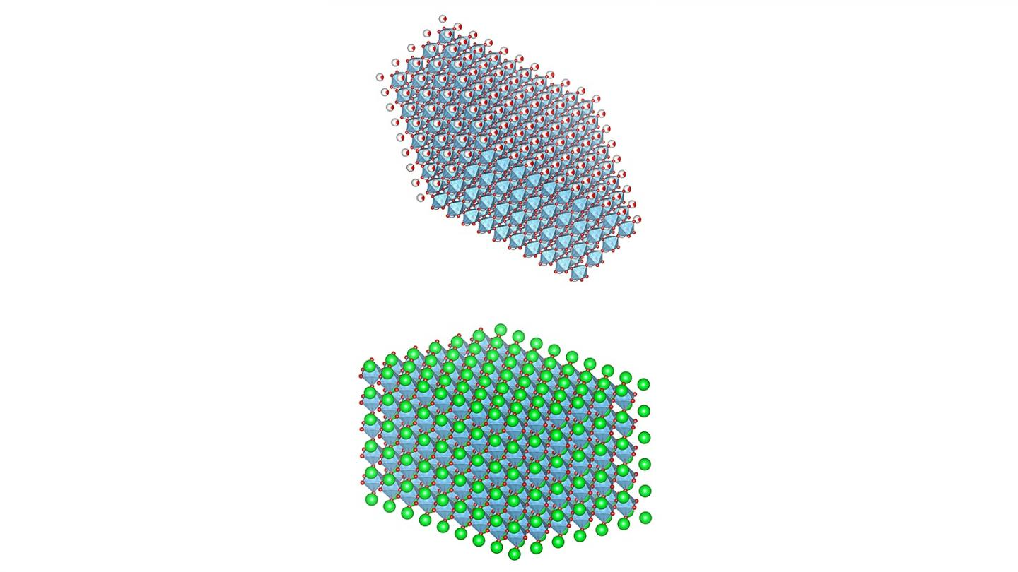 The 'Dark Side' of a Single-Crystal Complex Oxide Thin Film