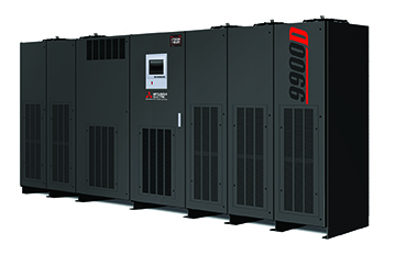 The Highest Power Density 2.0MW UPS