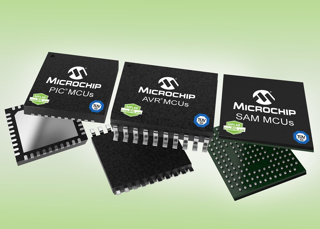 Microchip Simplifies Functional Safety Requirements