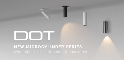 Meteor Lighting Launches New DOT Microcylinder Series