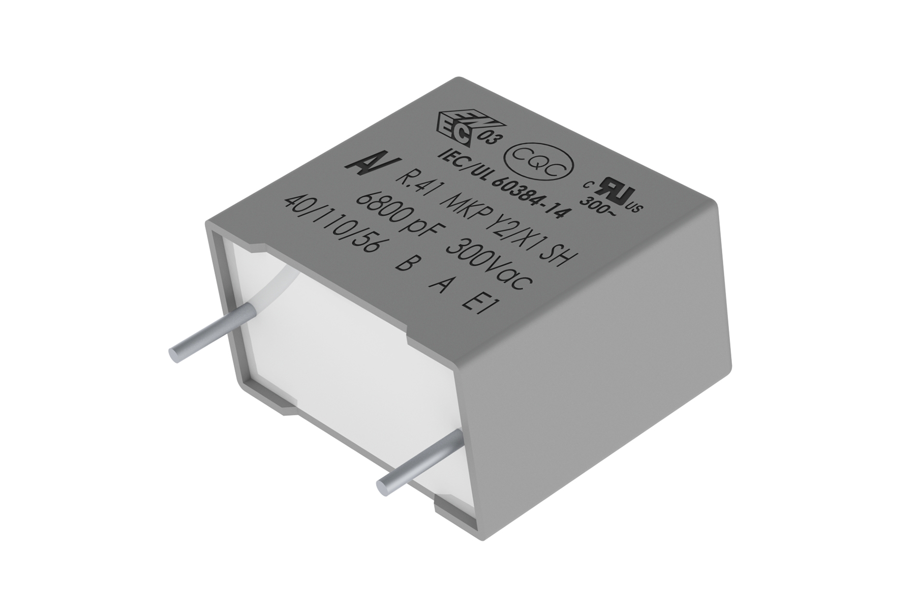 Metallized Polypropylene Capacitors for Electric Auto Tech