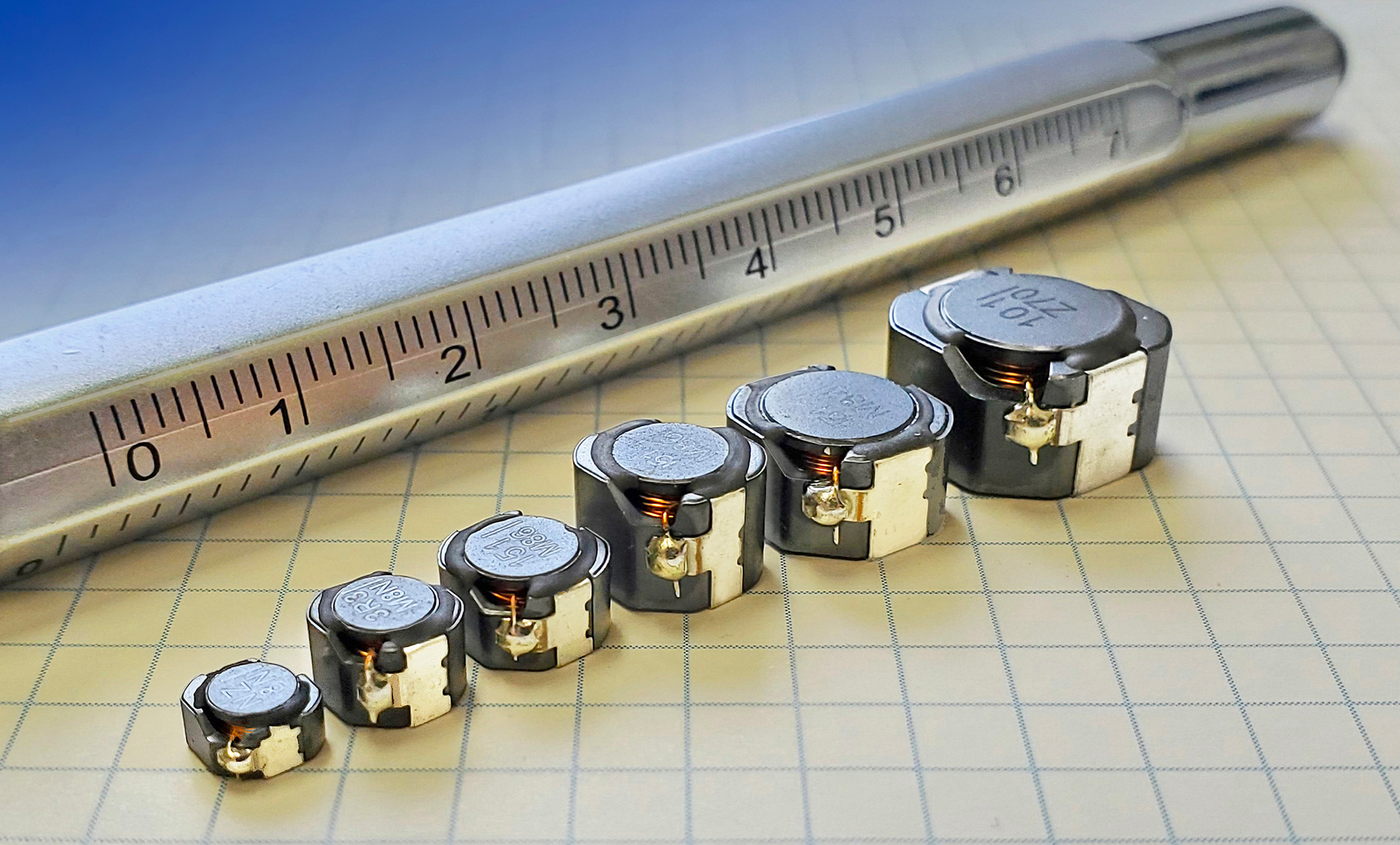 Expanded Lineup of AEC-Q200-Qualified SMD Inductors