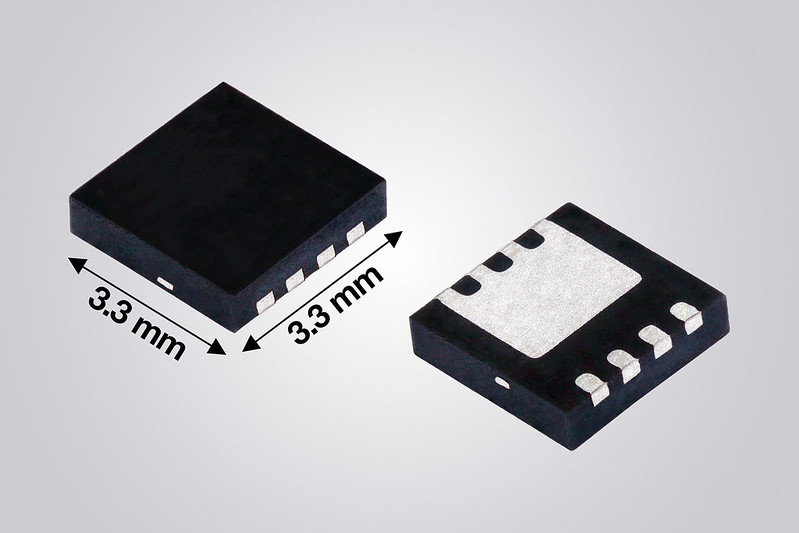 -30 V P-Channel MOSFET Offers Industry-Low On-Resistance