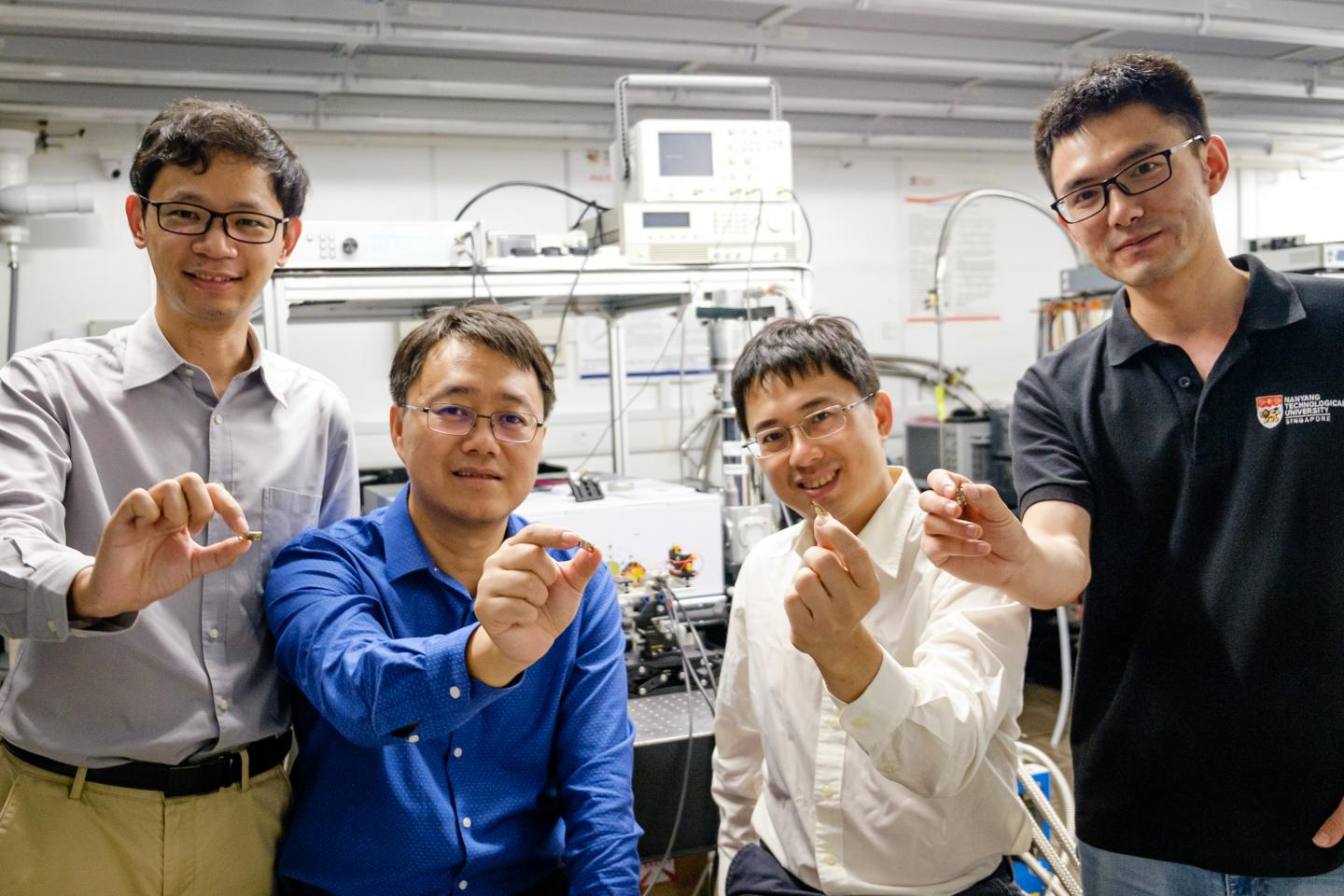 First Electrically-Driven 'Topological' Laser Developed