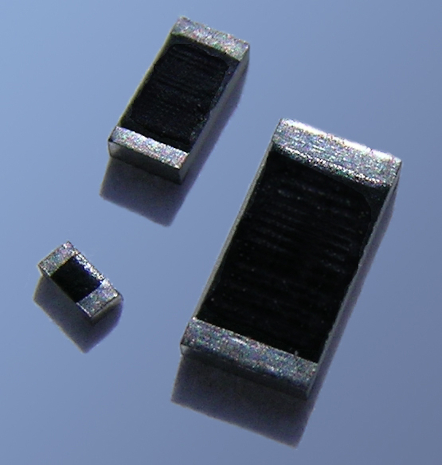 Thick Film Chip Resistors Offer Very High Voltage Ratings