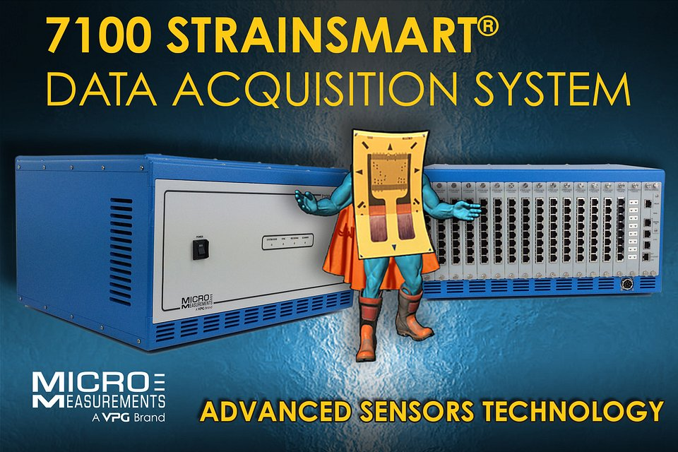 Data Acquisition System Offers High Flexibility, Accuracy