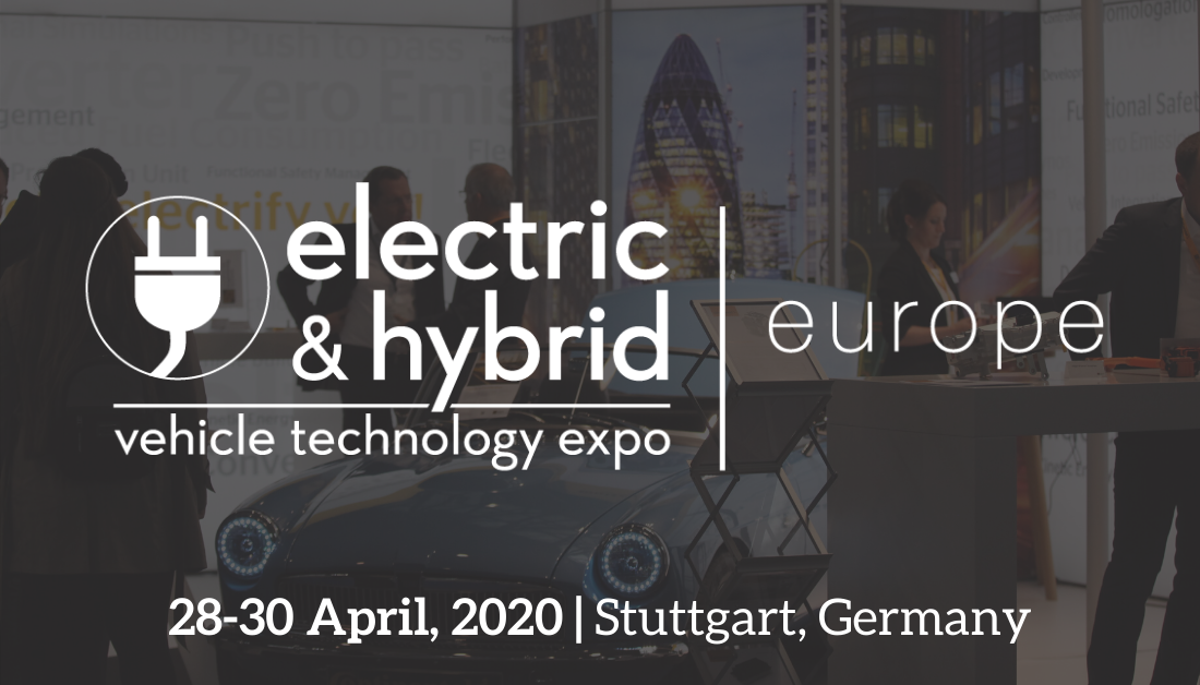 The Electric & Hybrid Vehicle Technology Expo Europe