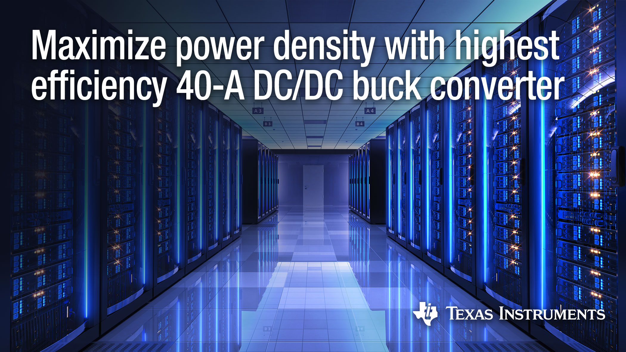 Stackable DC/DC Buck Converter Maximizes Power Density