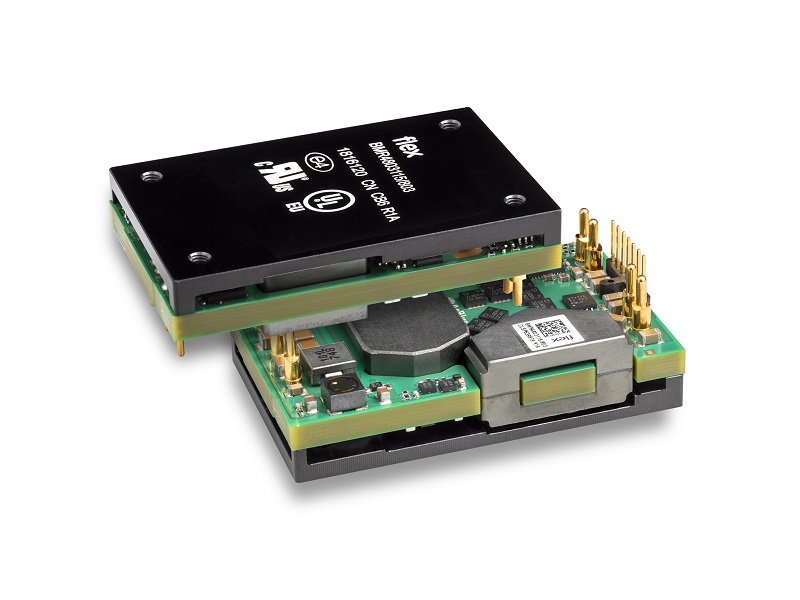 Flex adds telecom version to BMR480 DC-DC converters