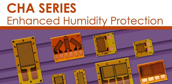Strain Gage Sensors Offer Improved Humidity Protection