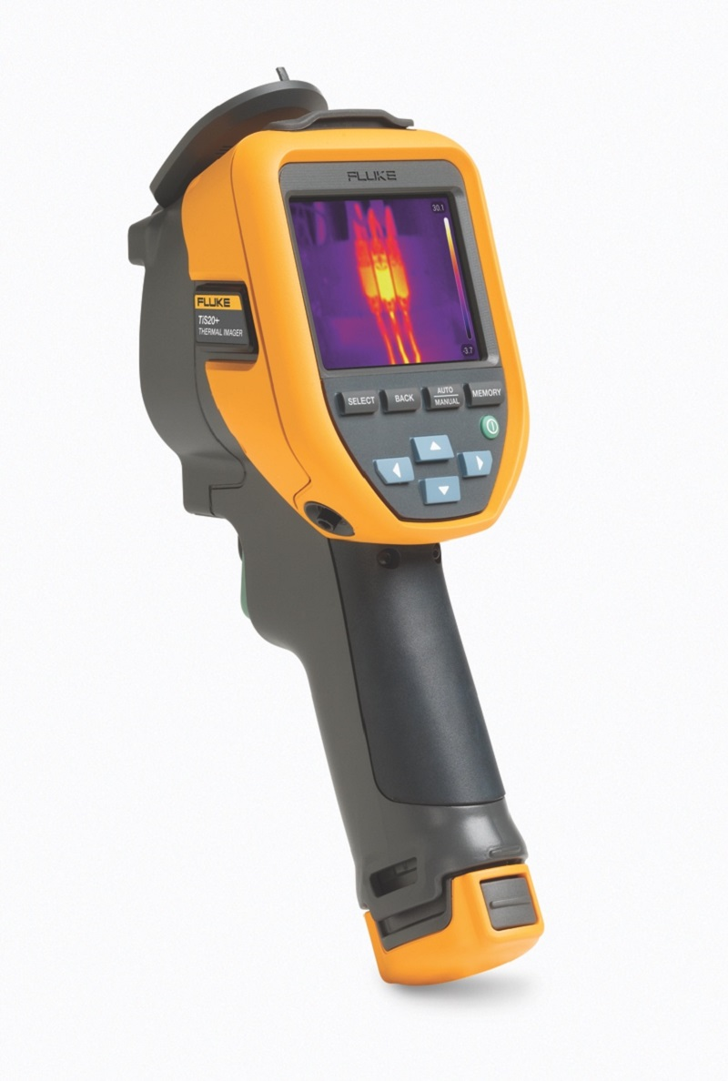 RS introduces easy to use IR thermal imaging cameras