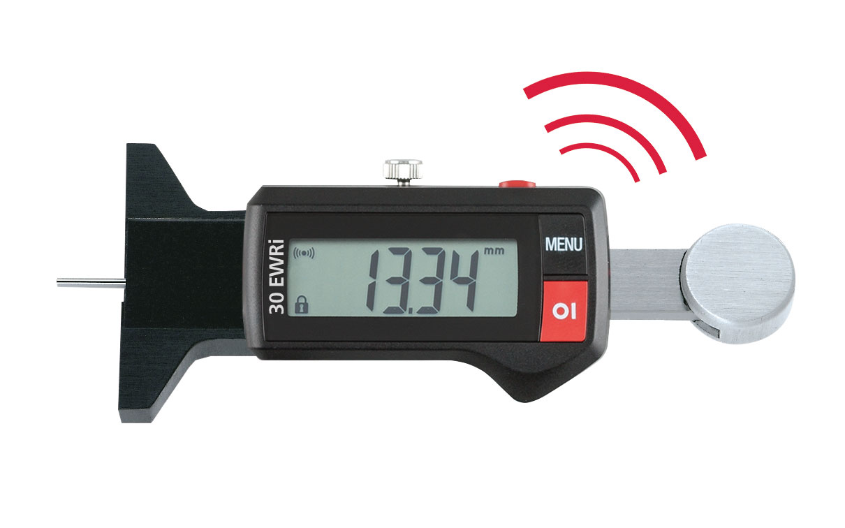 Mahr Adds New Depth Gages to Its Wireless Gage Offerings