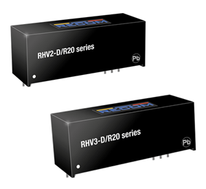 Sager Electronics Offers DC/DC Converters from RECOM