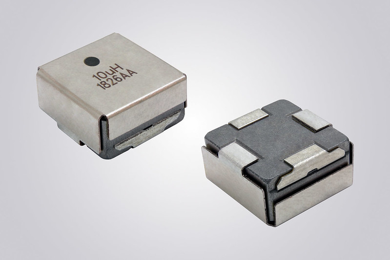Automotive-Grade E-Shield Inductors Lower Costs, Save Space
