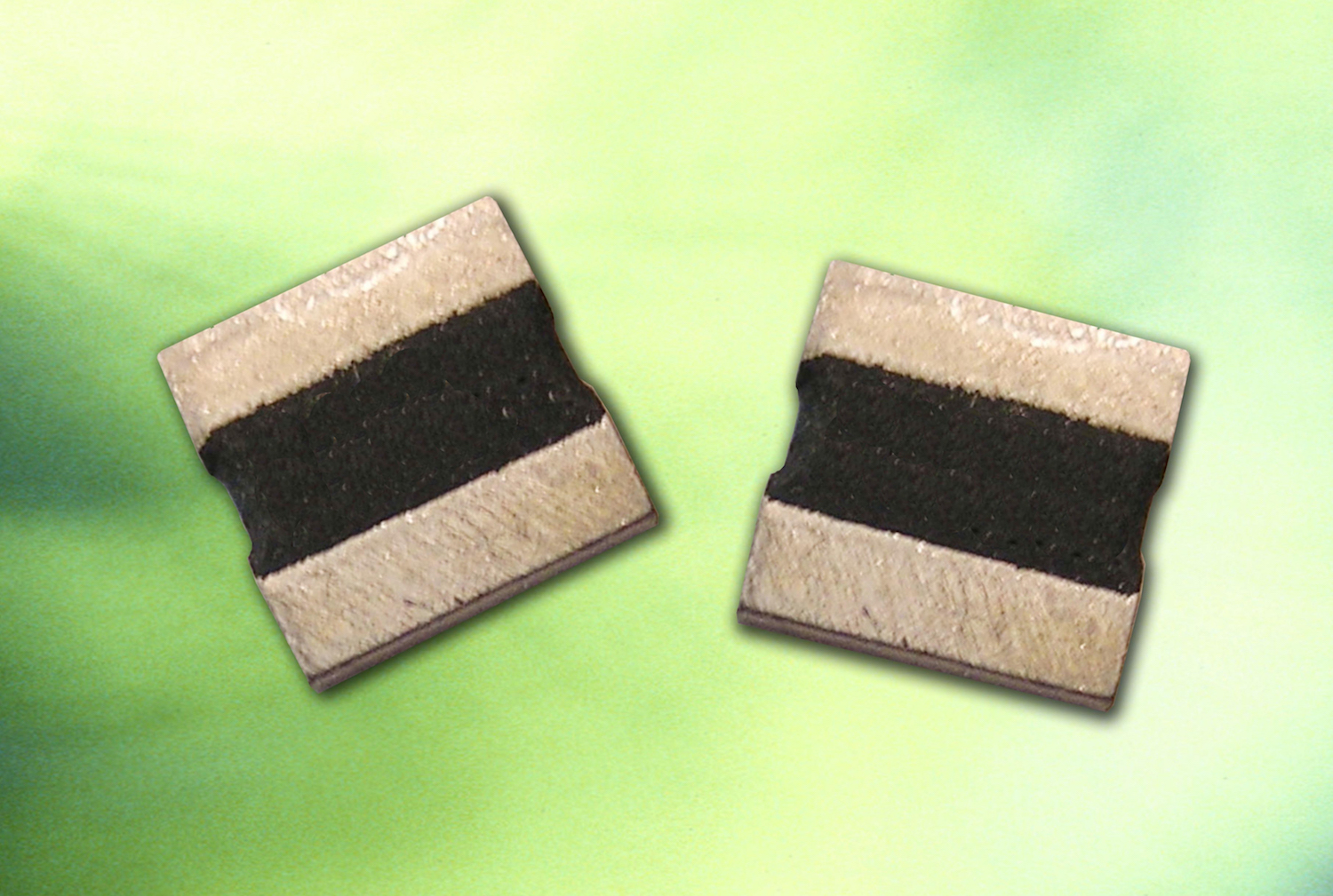 Chip Resistor Available in Wide Power Ratings, Chip Sizes