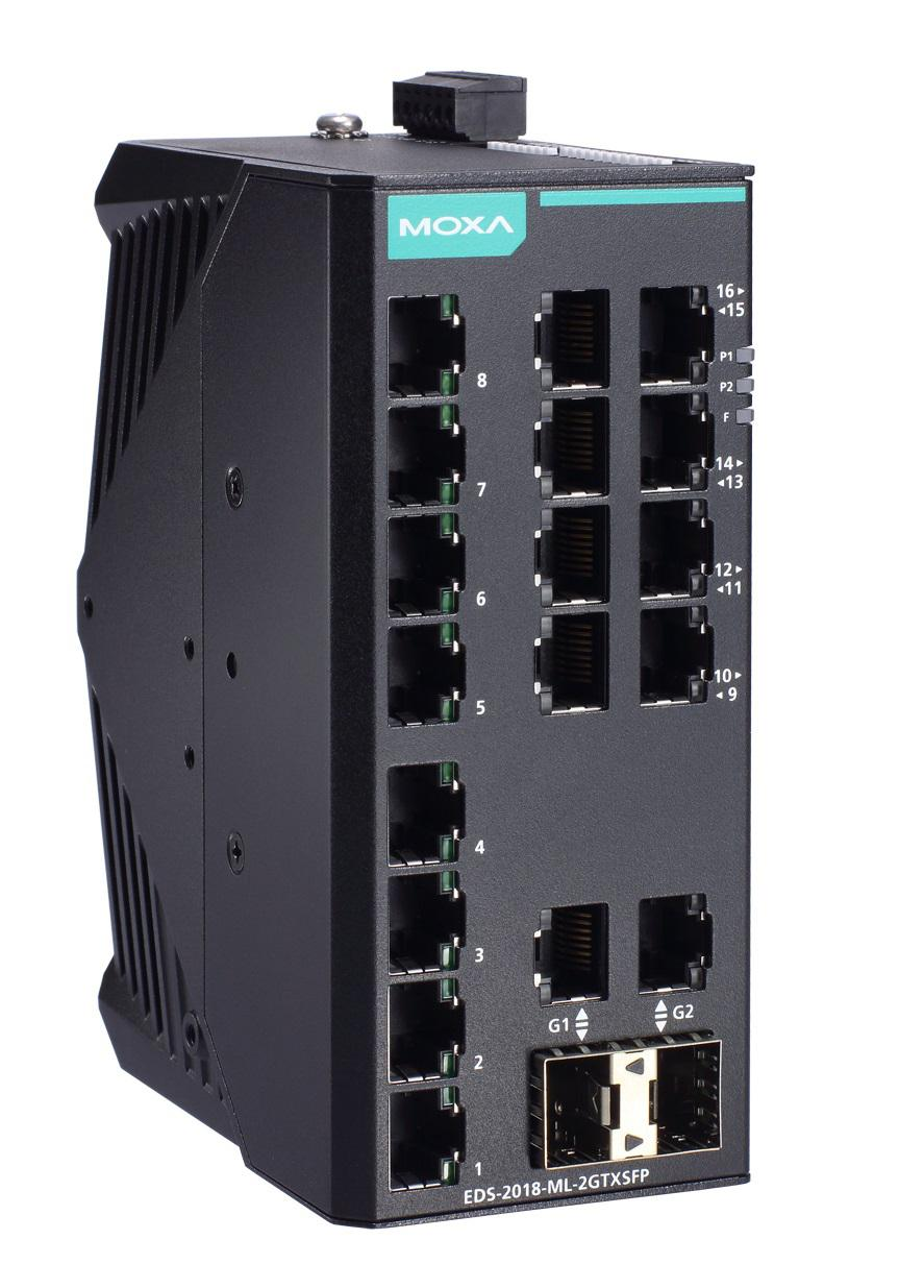 Ultra-Compact Unmanaged Switches Offer up to 18 Ports